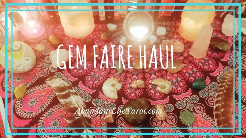 Gem Fair Haul Cover